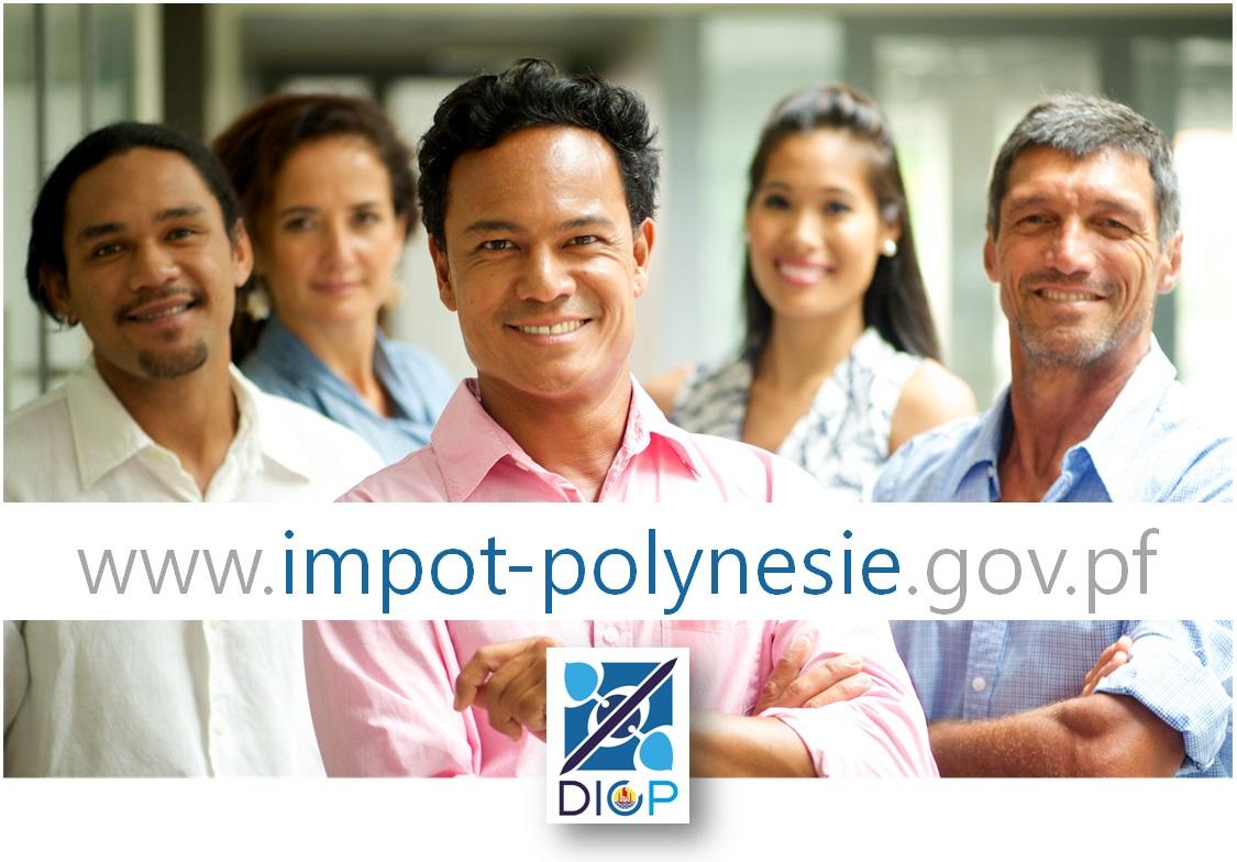 www.impot-polynesie.gov.pf Le site web de la direction des impôts et des contributions publiques - DICP