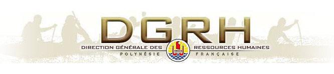 Logo DGRH
