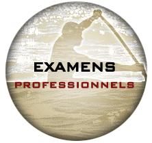 Examens professionnels