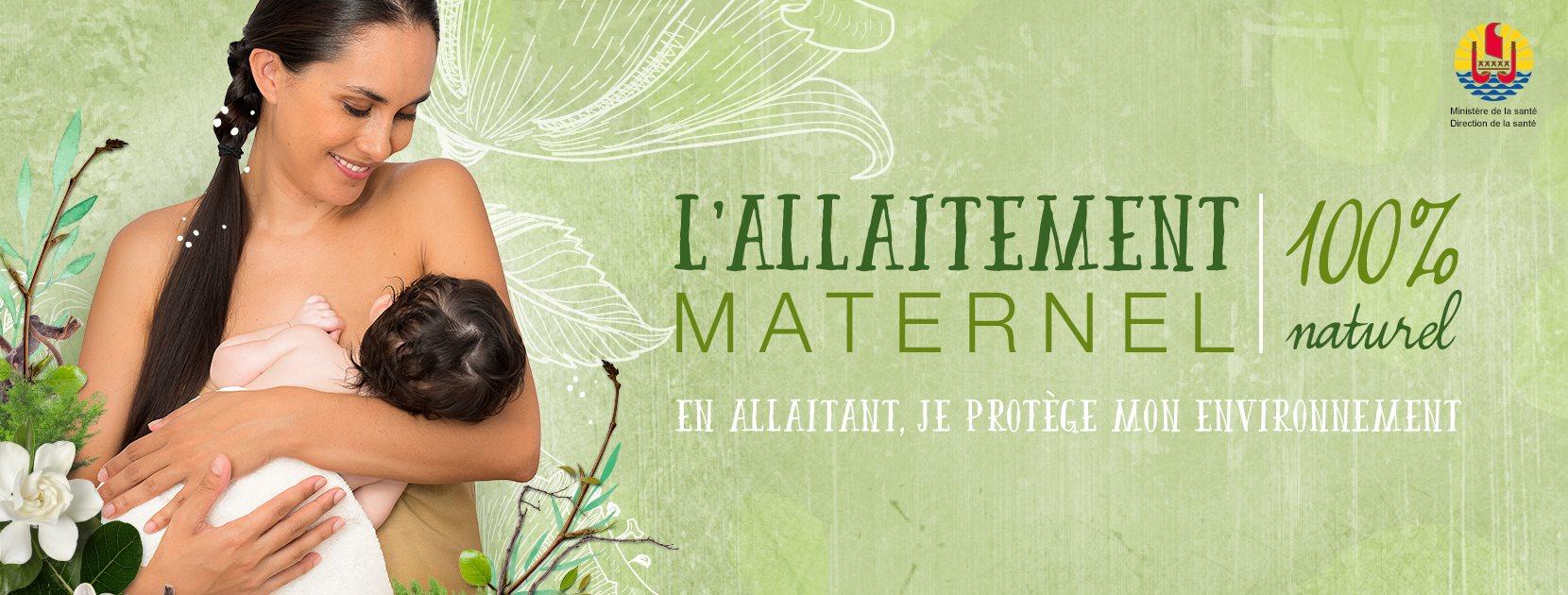 Logo Allaitement maternel