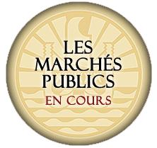 Marchés publics en cours