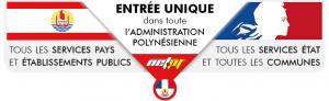 Entrée unique dans toute l'administration en Polynésie française, Net.pf rassemble tous les services, directions et établissement publiques du Pays, du Haut commissariat et toutes les communes.