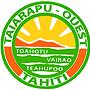 logo commune TAIARAPU OUEST