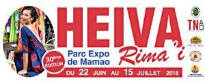 30ème Heiva Rima'i, du 22 juin au 15 juillet 2018 au Parc Expo de Mamao, Papeete, Tahiti