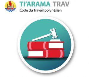 Téléservice : Ti'arama Le Code du travail polynésien